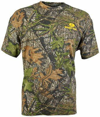 Mossy Oak Obsession Men's Camo Hunting T-Shirt (Mossy Oak Obesession, XL