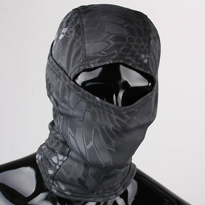 Outdoor Full Face Mask Ski Motorcycle Cycling Balaclava Winter Fleece Windproof