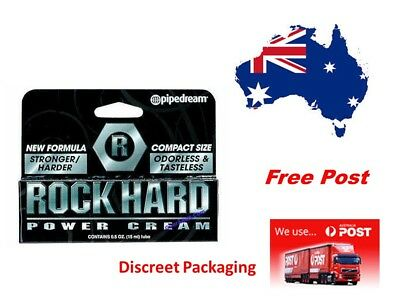Rock Hard power Delay Cream For Men ..Keep it up all night