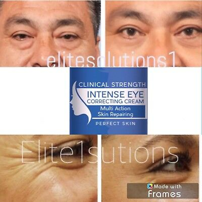 Under Eye Cream Remove Dark Circles Bags Face Lines Ageless Wrinkles Best