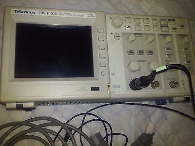 Tektronix TDS1001B USED IN EXCELLENT SHAPE (hardly used)