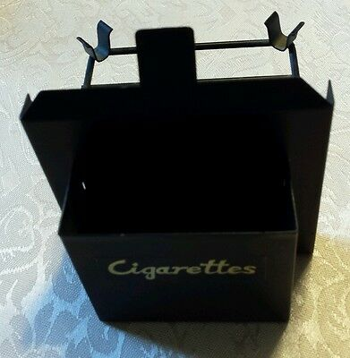 Vintage Cigarette Pack Holder With Ashtray Missing Removable Bottom Part