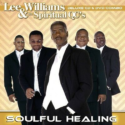 Lee Williams & the Spiritual QC's - Soulful Healing [New CD] With DVD