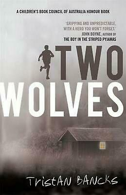 Two Wolves by Tristan Bancks Paperback Book