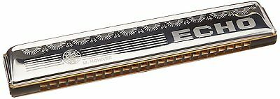 New Hohner 2509 Echo Harmonica Key Of C New Sale Great Price Germany Made Sale