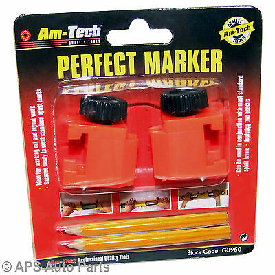 Perfect Marker Spirit Levels Builder Marking Layout Work Drawing Measure Pencil