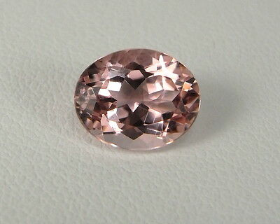 Morganit 2,70 cts  fine Morganite  Madagaskar   koxgems