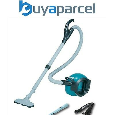 Makita DCL500Z 18v Cordless Lithium Ion Cyclone Vacuum Cleaner Bare Unit