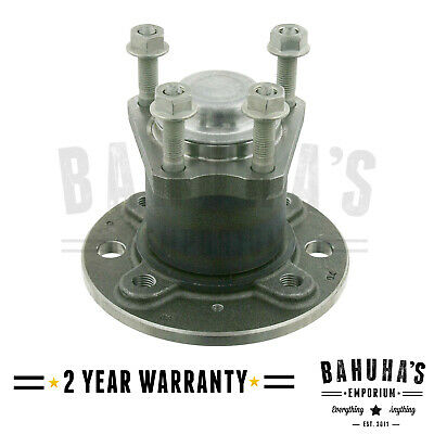 Vauxhall Astra G Rear Wheel Bearing + Hub 4 Stud 1998>2006 *brand New*