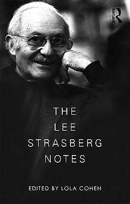 The Lee Strasberg Notes - Lola Cohen / Lee Strasberg - 9780415551861 PORTOFREI