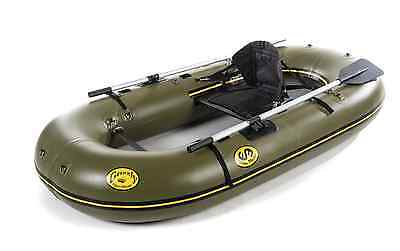 NEW Water Master Grizzly Raft | Fly Fishing | Light | Olive | Standard Package