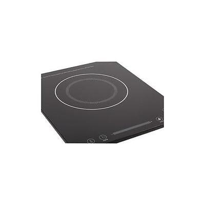 Konig 2Kw Induction Hob In White With Touch Control & Adjustable Temperature