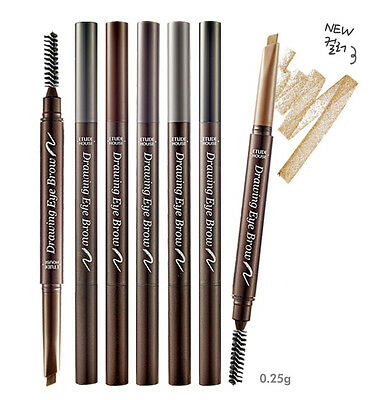 [Etude House] Drawing Eye Brow 0.25g NEW Color,