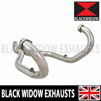 Bmw R 1200 Gs Adventure Exhaust De Cat Headers Collector Downpipes 2004-2009