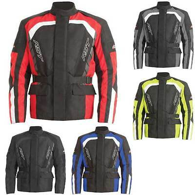 RST Alpha IV 4 Textile Motorcycle Motorbike Bike Jacket | All Colours & Sizes