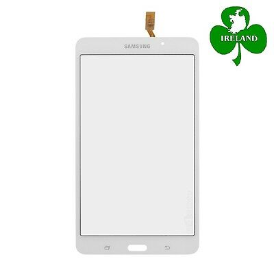"""For Samsung Galaxy Tab 4 7"""" T230 Touch Screen Digitizer Glass Replacement White"""