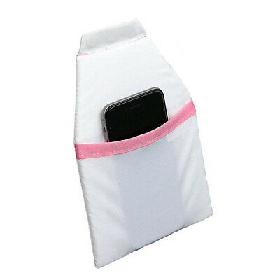 Smart Reach Bed Pocket Phone Holder Pink Secures on Fitted Sheet w/Magnet Qty 20