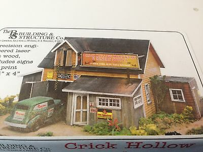 Csm -  S Scale - Crick Hollow Hardware- Csm-4127S New Item