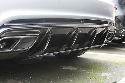 GENUINE A45 AMG Rear Diffuser Sport Edition Mercedes-Benz W176 A-Class NEW