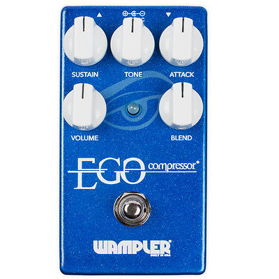Wampler Pedals Ego Compressor Brand New Guitar Effect Pedal worldwide shipping