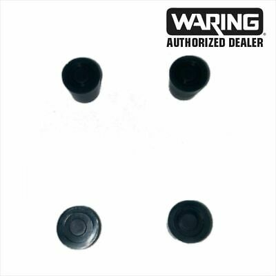 Waring 029915 WSM7Q Rubber Feet For A Commercial Stand Mixer 4 Pack 0