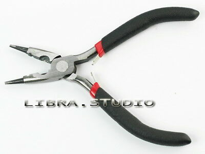 4 in 1 NEEDLE ROUND NOSE PLIERS TOOL KIT FOR JEWELRY MAKING TOOLS