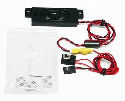 F05778 RC GT Power Police Cop Car Voice Sound Siren System