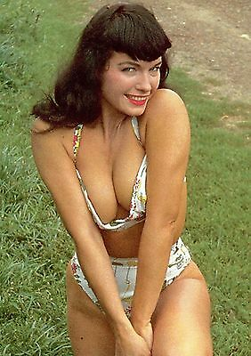 Bettie Page 33 (Playboy Pinup) Photo Print