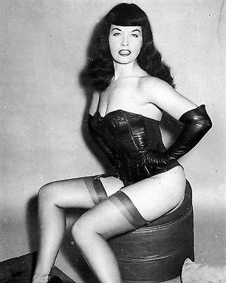 Bettie Page 24 (Playboy Pinup) Photo Print