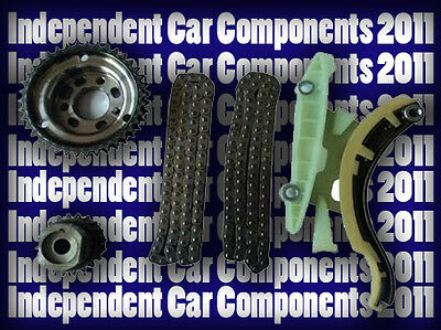 Ford 1.8 TDCi Lower Timing Chain Kit Injector Pump With Sprockets