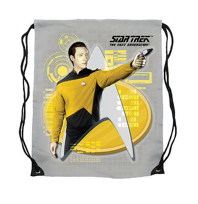 Star Trek  - Turnbeutel - Commander Data - 44 x 35 cm