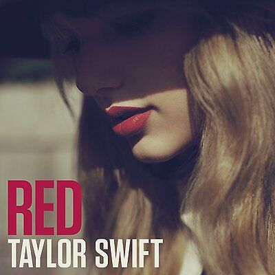 Taylor Swift Red Cd - New And Sealed