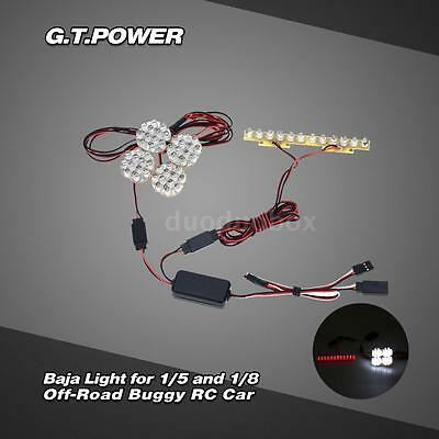 G.T.POWER LED Lighting System for 1/5 Off-Road Buggy RC Car Z5I0