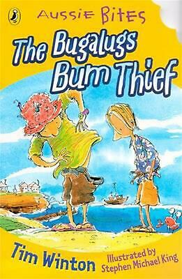 The Bugalugs Bum Thief by Tim Winton Paperback Book Free Shipping!
