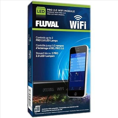 Fluval - Wifi Led Controller Aquarium Fish Light