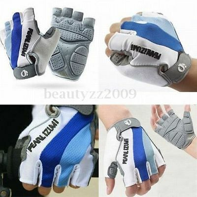 Brand New Sport Cycling Bicycle Half-Finger Gloves Bike Road Street M L XL