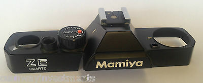 Mamiya Ze Quartz  Spare Part - Top Plate