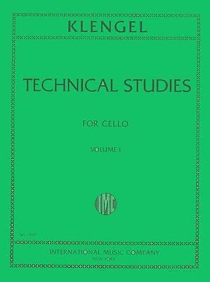 Technical Studies for Cello: Volume 1 by Klengel