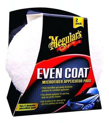 2 Tampons Applicateurs Microfibre - Even Coat
