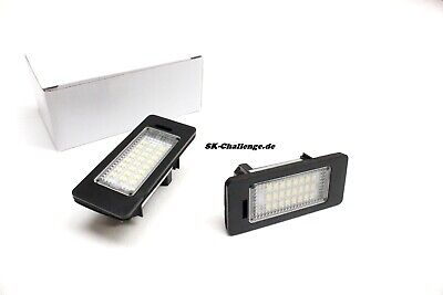 Luces de matrícula LED BMW e39,e60,e61,e90,e92,e88
