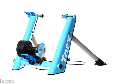 Tacx Blue Matic Folding Magnetic Home Indoor Road Bike Trainer T2650