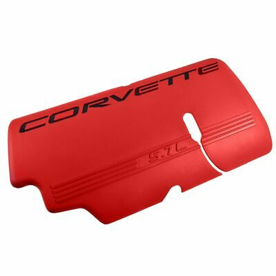OEM Fuel Rail Coil Cover LH Driver Side Red for Chevy Corvette C5 Z06 5.7L New