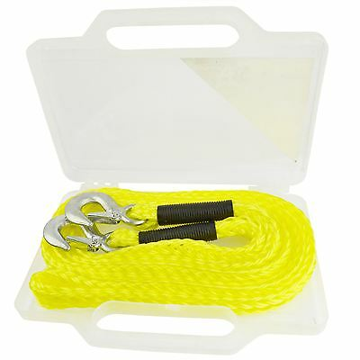 4M 2 Ton Emergency Tow Towing Strap Road Recovery Offroad Car 4x4 IRE TE673