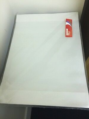 Ryco Clear Shield Clear Book Cover 'make Books Last Longer' CBC A4 X 50