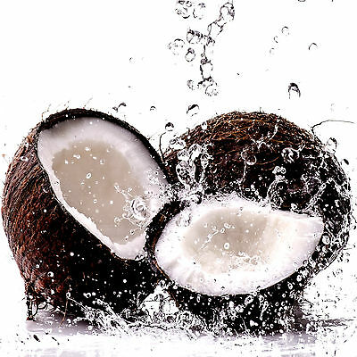 BLACK COCONUT Body Spray Mist EXTRA STRONG TRIPLE SCENTED