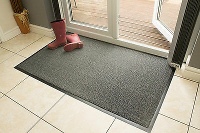 Commercial Entrance Door Mat Non Slip Rubber Office Kitchen Barrier Workplace