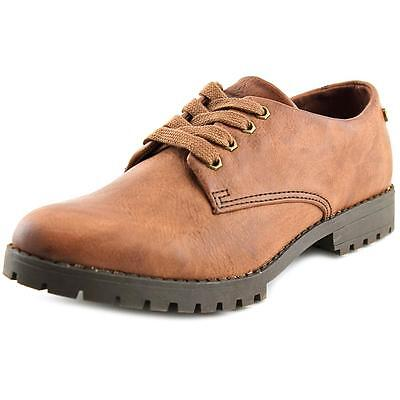Groove Jaded   Round Toe Leather  Oxford