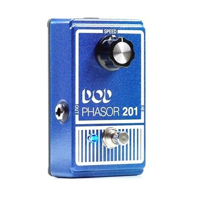Digitech DOD Phasor 201 Analog Phaser / Pitch Shifter Guitar Effects Pedal