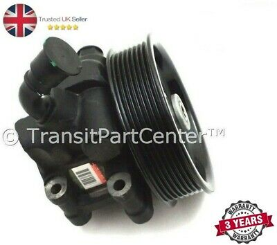 Power Steering Pump For Ford Transit Mk6 2000-2006 2.4