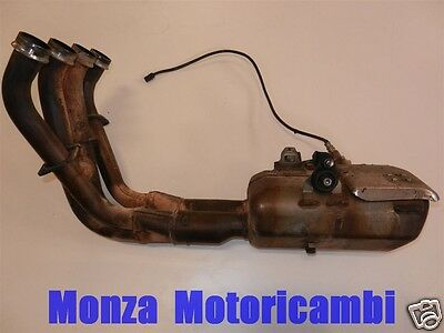 Collettori Scarico Exhaust Pipe Yamaha Yzf R6 Anno 2006-2007